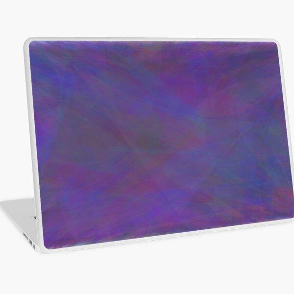Lines and Curves Digital Art Laptop Skin