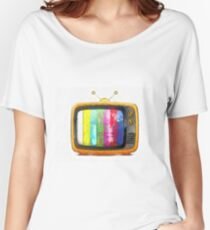 Television Pencil Women's Relaxed Fit T-Shirt