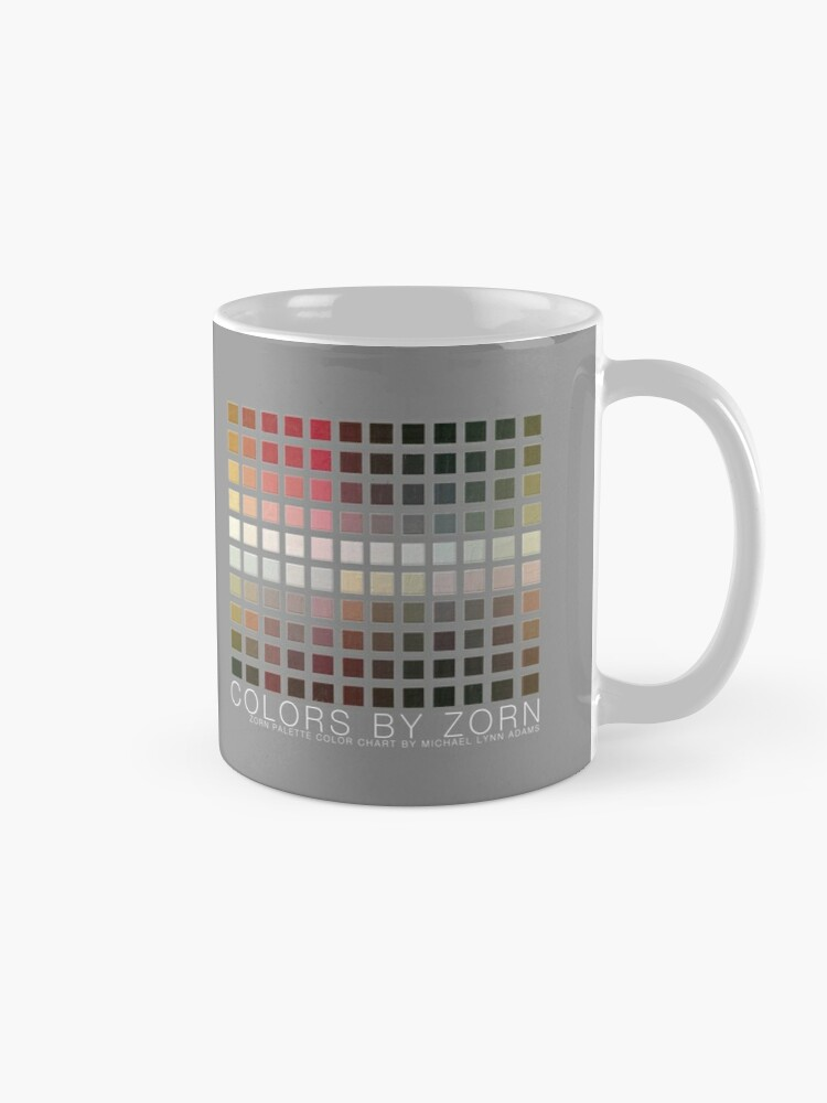 Alternate view of COLORS BY ZORN Mug