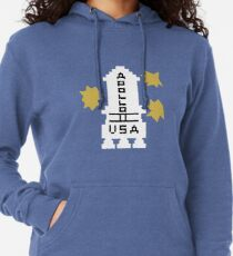 Hello Apollo 11 (The Shining) Danny Torrence Lightweight Hoodie