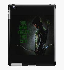 Arrow Quote iPad Case/Skin