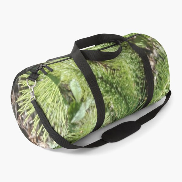 Pointy leaves Duffle Bag