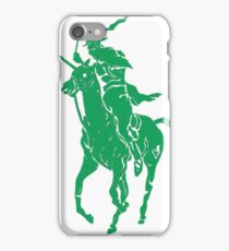 wizard polo iPhone Case/Skin