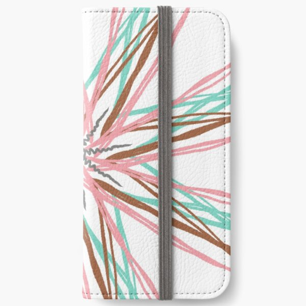 Shabby Chic iPhone Wallet
