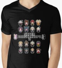 Super Retro Despair 2 Men's V-Neck T-Shirt