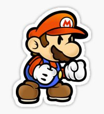 Paper Mario - TTYD Sticker  sc 1 st  Redbubble & Paper Mario the Thousand Year Door: Stickers | Redbubble