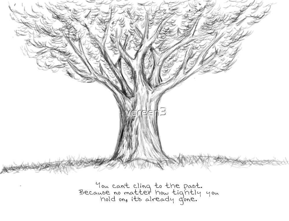 the oak tree by vgreen3