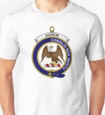 Agnew Clan Badge Unisex T-Shirt