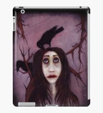 Her eyes...so innocent iPad Case/Skin