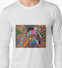 Thought Broadcasting Long Sleeve T-Shirt
