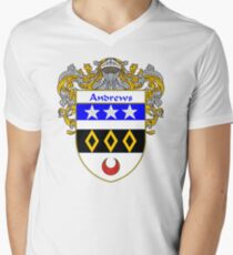 Andrews Coat of Arms/Family Crest T-Shirt