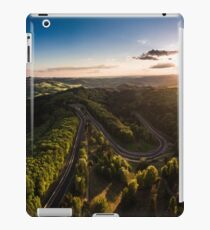 Karussell at Sunset iPad Case/Skin