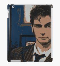 Tenth Doctor iPad Case/Skin