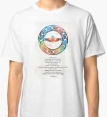 Love And Friendship Art by Sharon Cummings Classic T-Shirt