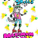 Minimum Skills: MAXIMUM COOL by lauriepink