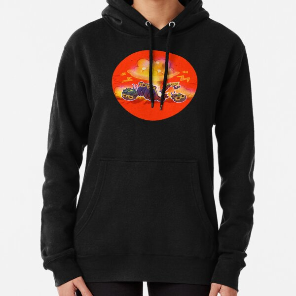 Cambrian explosion Pullover Hoodie