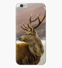 Autumnal Stag iPhone Case