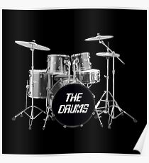 The Drums Poster