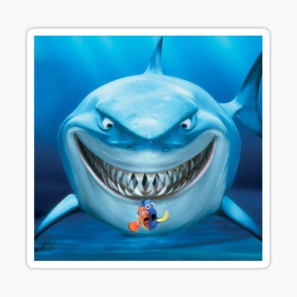 Finding-Dory-Nemo-Shark-Bruce Sticker