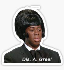 Miss Jay - Dis. A. Gree! Sticker