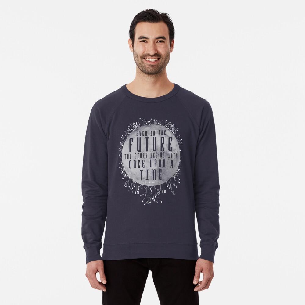 The Lunar Chronicles - Cinder Lightweight Sweatshirt