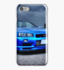 Nissan Skyline in HDR iPhone Case/Skin