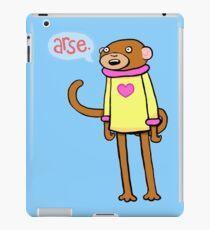 Arse Monkey iPad Case/Skin
