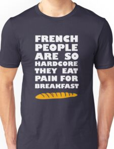 French People Unisex T-Shirt