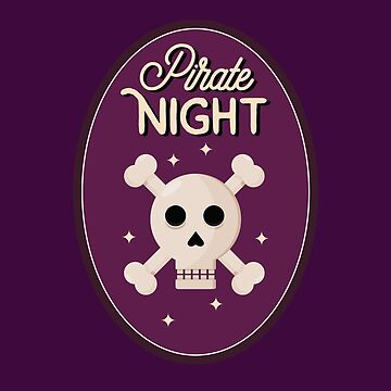 Pirate Night by chimeraarts