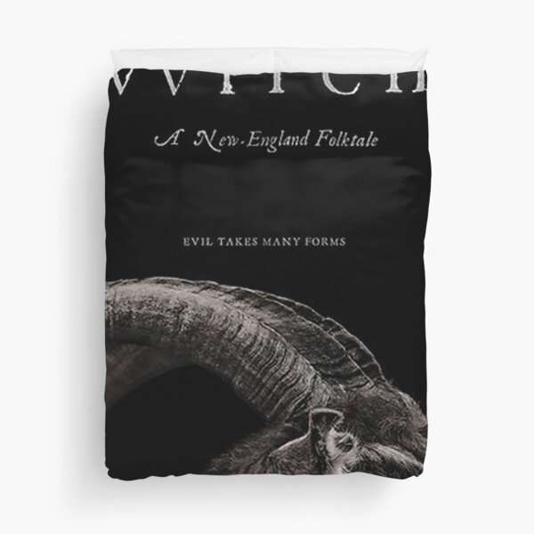 The Witch - Duvet Cover