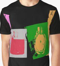Perfume Bottles Graphic T-Shirt