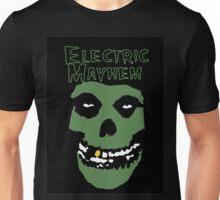 Electric Mayhem Parody Logo Unisex T-Shirt