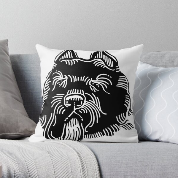 Bouvier Des Flandres Pillows Cushions Redbubble