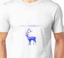 Expecto Patronum Galaxy Design Unisex T-Shirt