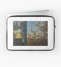 Autumn window view Laptop Sleeve