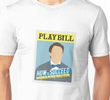How to Succeed Playbill - DR Unisex T-Shirt