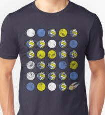 Quaffle, Bludger, and Snitch Claw T-Shirt
