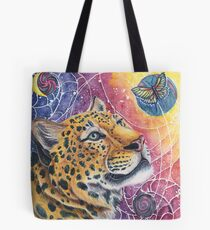 Leopard's Dream Tote Bag