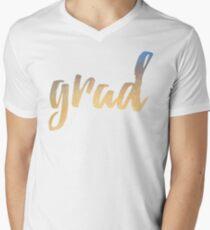 Grad | yellow brush type T-Shirt