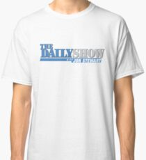 The Daily Show with Jon Stewart Classic T-Shirt
