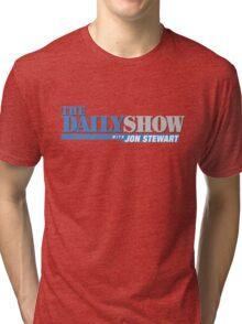 The Daily Show with Jon Stewart Tri-blend T-Shirt