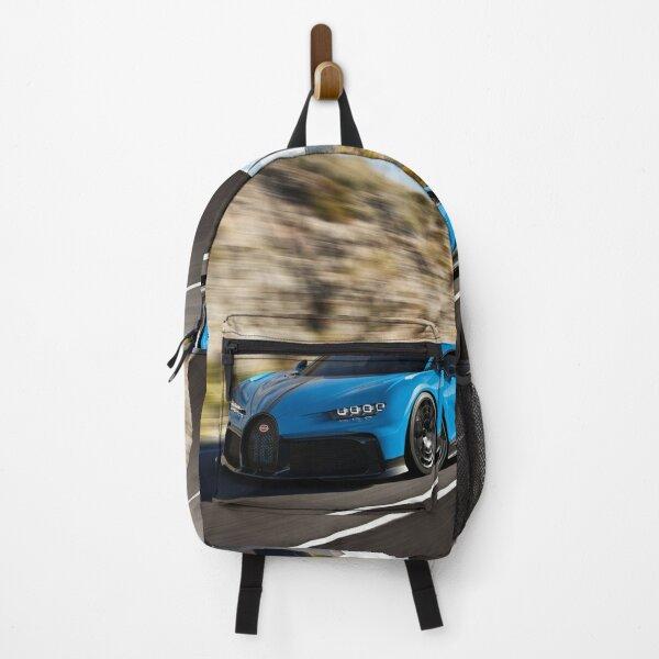 Best Blue Buggati Backpack