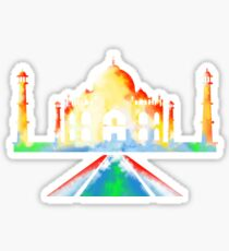 Taj Mahal Sticker