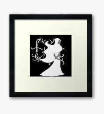 Vader Eloha with Add-Ons Framed Print