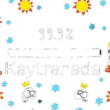 KAYTRANADA 99.9% by urb4n
