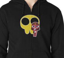 Chibi Style Giro! Zipped Hoodie