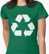 Reduce, Reuse, ... Women's Fitted T-Shirt