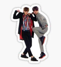 Vixx Hongbin and N Sticker