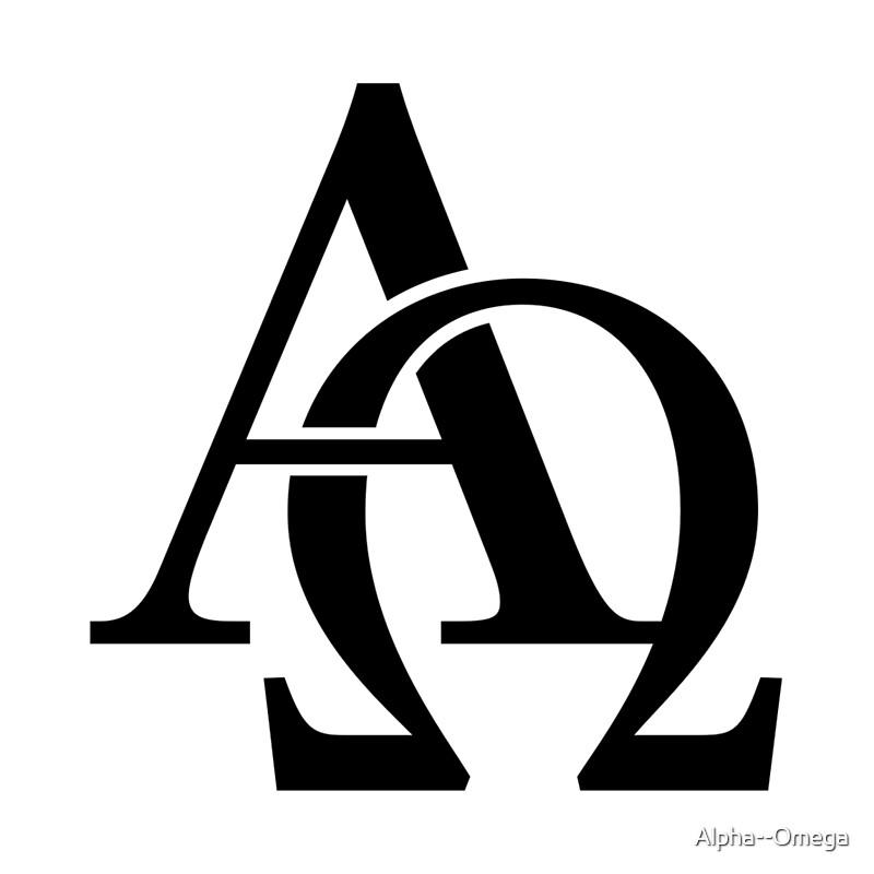 AO Greek Letters