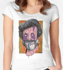 Psychedelic Prophet Women's Fitted Scoop T-Shirt